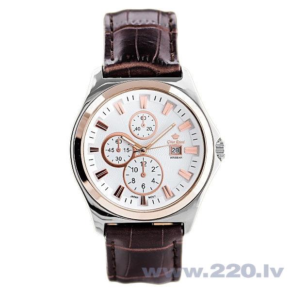 Vīriešu rokas pulkstenis Gino Rossi GR3558RB cena un informācija | Vīriešu pulksteņi | 220.lv