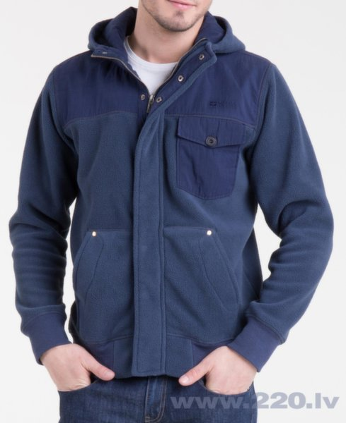 Vīriešu jaka Big Star cena un informācija | Vīriešu hoodie jakas | 220.lv