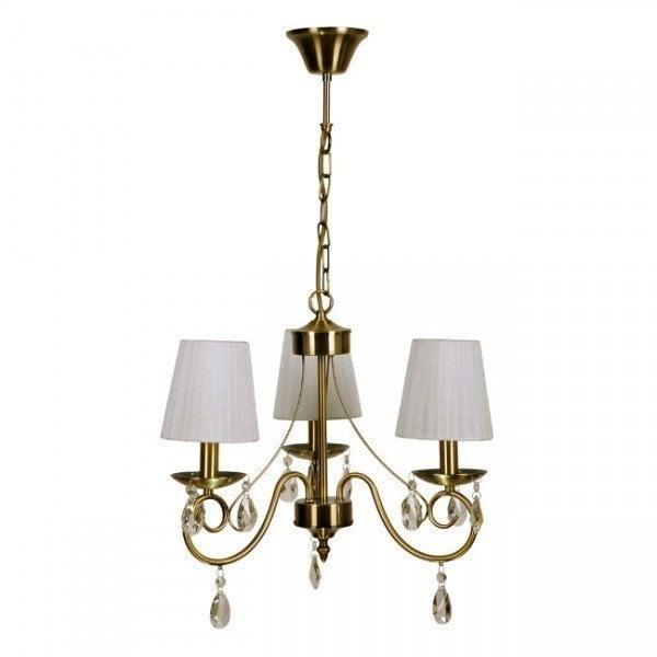 Lustra Candellux Dynasty cena un informācija | Piekaramās lampas | 220.lv