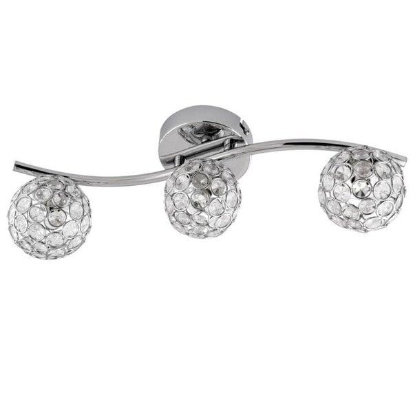 Griestu lampa Candellux Starlet cena un informācija | Griestu lampas | 220.lv