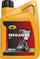 Motoreļļa KROON-OIL Meganza LSP 5W-30, 1L cena un informācija | Motoreļļas | 220.lv
