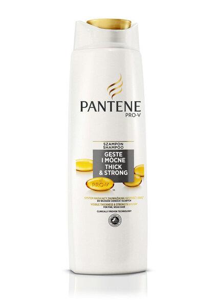 Šampūns matu apjomam Pantene Fullness 400 ml cena un informācija | Šampūni | 220.lv