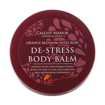 Nomierinošs ķermeņa balzams Calcot Manor Destress 250 ml cena un informācija | Krēmi un losjoni | 220.lv
