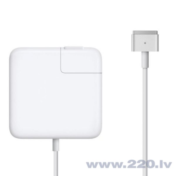 HQ Apple Magsafe 2 45W Сетевая зарядка MacBook Air Аналог A1436, A1465, MD223, MD592Z/A (OEM) цена и информация | Portatīvo datoru piederumi | 220.lv