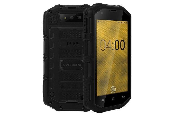Overmax Vertis Braver Black (Melns) cena un informācija | Mobilie telefoni | 220.lv