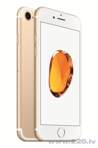 Apple iPhone 7 128GB LTE Gold цена и информация | Mobilie telefoni | 220.lv