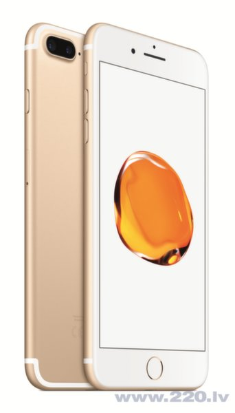Apple iPhone 7 Plus 128GB LTE Gold цена и информация | Mobilie telefoni | 220.lv