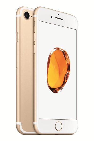 Apple iPhone 7 256GB LTE Gold cena un informācija | Mobilie telefoni | 220.lv