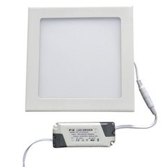 LED panelis LEDlife, 18W (silta balta)
