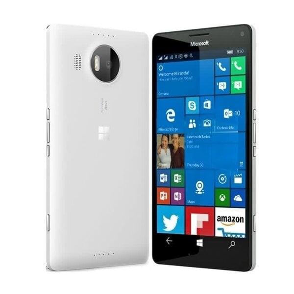Microsoft Lumia 950 LTE White цена и информация | Mobilie telefoni | 220.lv