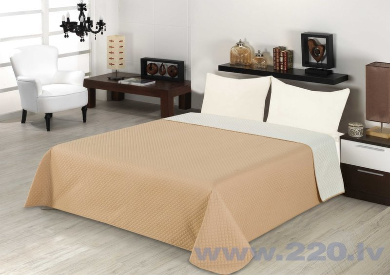 Gultas pārvalks, 220x240 cm cena un informācija | Dekoratīvie gultas pārklāji un pledi | 220.lv