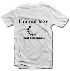 """Рубашка """"Not lazy"""""""