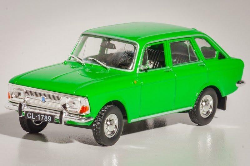 Automašīnas modelis IZ2125 cena un informācija | Mašīnas, vilcieni, trases, lidmašīnas | 220.lv