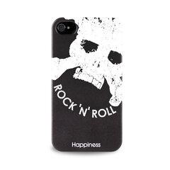 Aizmugures apvalks Puro HPIPC4RNRBLK telefonam iPhone 4/4s cena un informācija | Maciņi, somiņas | 220.lv