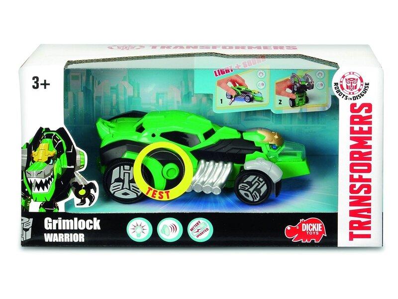 Robots - transformeris Grimlock, 203113002 cena un informācija | Supervaroņi, figūras | 220.lv