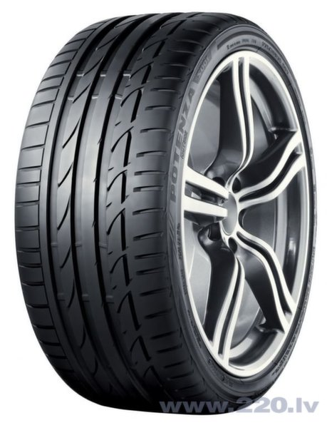 Bridgestone Potenza S001 275/40R19 101 Y cena un informācija | Riepas | 220.lv