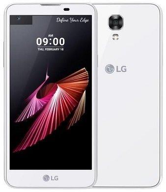LG X Screen (K500) LTE White цена и информация | Mobilie telefoni | 220.lv