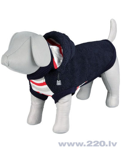 Trixie Assisi mētelis, L, 60 cm cena un informācija | Apģērbi suņiem | 220.lv