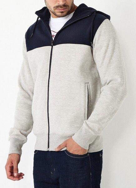 Vīriešu jaka Diverse cena un informācija | Vīriešu hoodie jakas | 220.lv