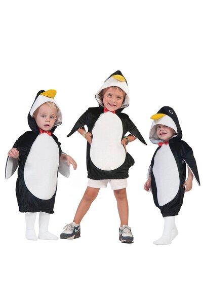 Pingvino kostiumas cena un informācija | Karnevāla kostīmi, maskas un parūkas | 220.lv
