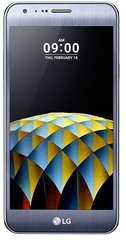 LG X Cam (K580) LTE Grey cena un informācija | Mobilie telefoni | 220.lv