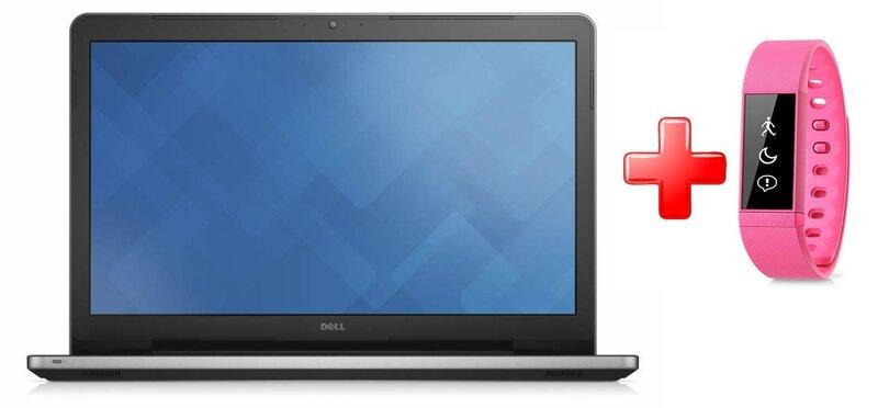 Dell Inspiron 17 I17-5755A Silver Win8.1 + Acer Liquid Leap Pink cena un informācija   Portatīvie datori   220.lv