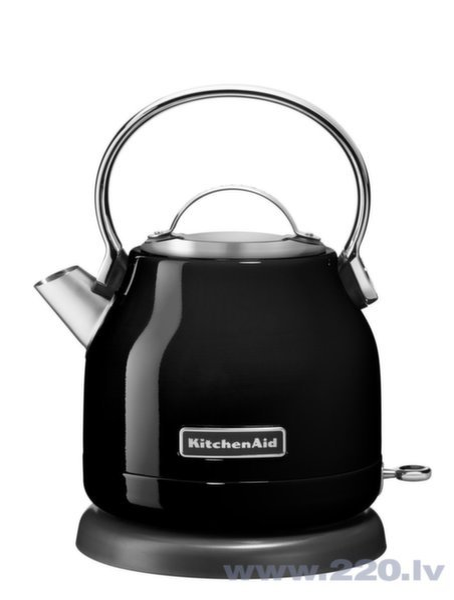 KitchenAid 5KEK1222EOB cena un informācija | Elektriskās tējkannas | 220.lv