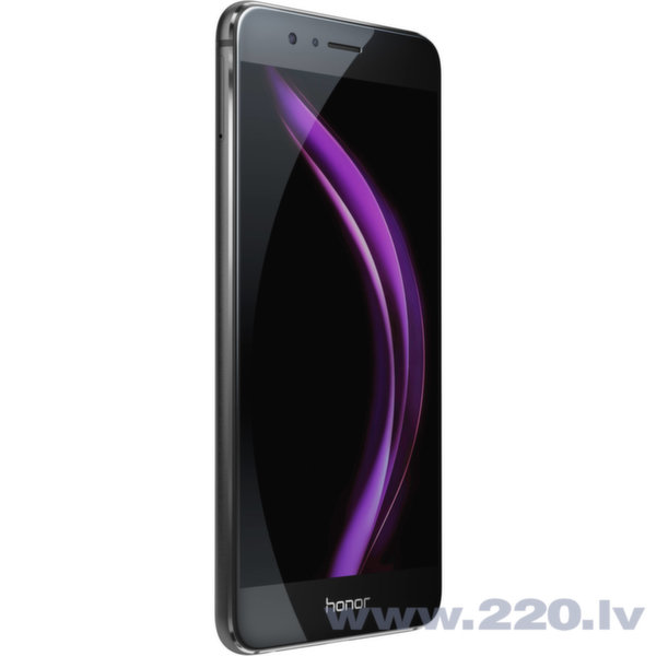 Huawei Honor 8 32GB Dual LTE Black цена и информация | Mobilie telefoni | 220.lv