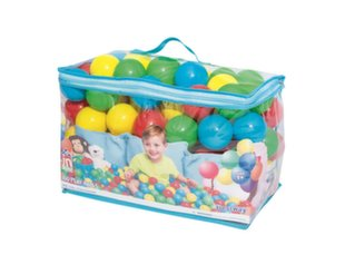 Plastmasas bumbiņas Bestway summer 52027, 100 gab. cena un informācija | Plastmasas bumbiņas Bestway summer 52027, 100 gab. | 220.lv