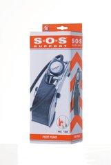 Ножной насос с манометром цена и информация | Автомобильные компрессоры, насосы | 220.lv