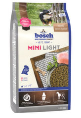 Sausa barība Bosch Mini Light (High Premium) 1kg
