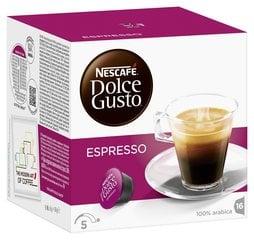 NESCAFE Dolce Gusto Espresso kafija bez kofeīna 96g