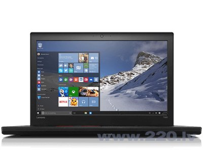 Lenovo ThinkPad T560 (20FH0036MH) Win10 цена и информация | Portatīvie datori | 220.lv