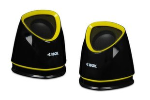 SPEAKERS iBOX 2.0 MOLDE BLACK