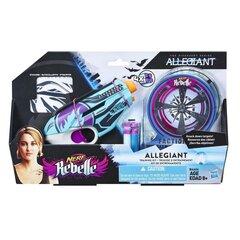 Rotaļlieta meitenēm Pistole Nerf Rebelle Divergent Series Allegiant Training Kit, B6606 cena un informācija | Lomu spēles | 220.lv