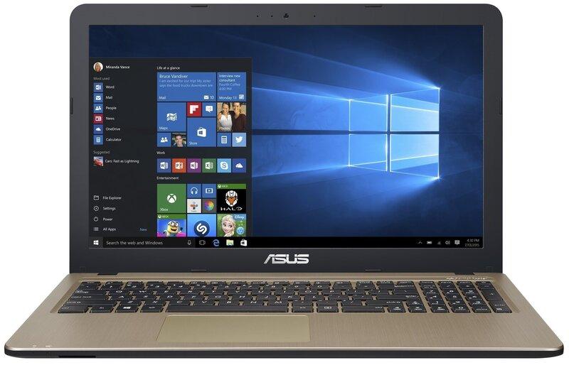 Asus R540LJ R540LJ-XX340T Win10 cena un informācija | Portatīvie datori | 220.lv