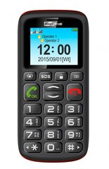 Maxcom MM428BB Dual Black ENG