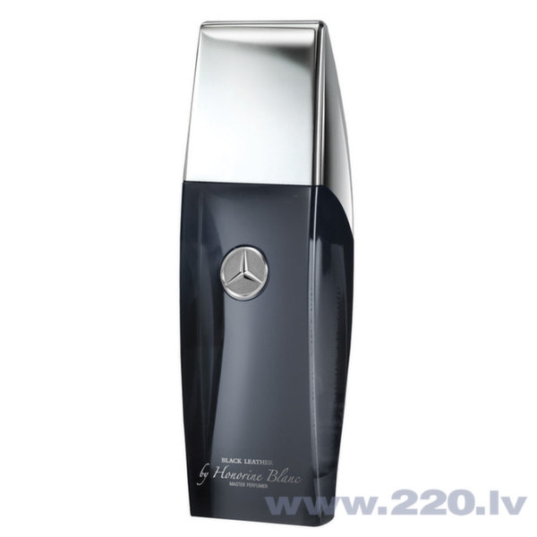 Туалетная вода Mercedes-Benz Black Leather by Honorine Blanc edt 100мл цена и информация | Vīriešu smaržas | 220.lv