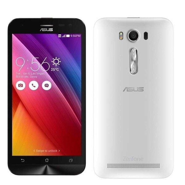 Asus Zenfone 2 Laser 8GB (ZE500KL) Dual LTE White цена и информация | Mobilie telefoni | 220.lv