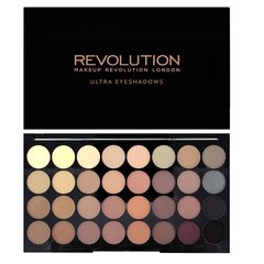 Acu ēnu palete Makeup Revolution London Flawless Matte 16 g