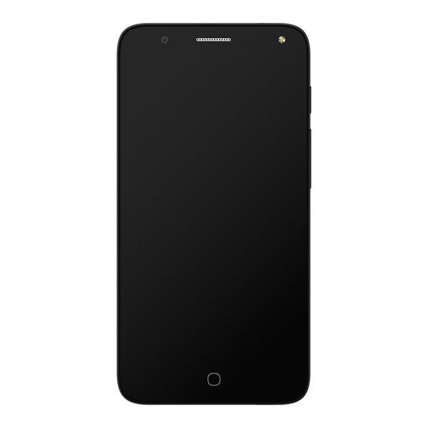 Alcatel POP 4 (5051D) Dual LTE Grey cena un informācija | Mobilie telefoni | 220.lv