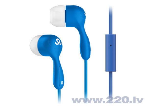 GoGear Tunes GEP2005 Blue цена и информация | Austiņas | 220.lv