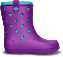 Sieviešu gumijas zābaki Crocs™ Crocband Airy Boot