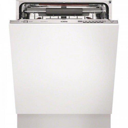 Посудомоечная машина AEG F65712VI0P цена и информация | Trauku mazgājamās mašīnas | 220.lv