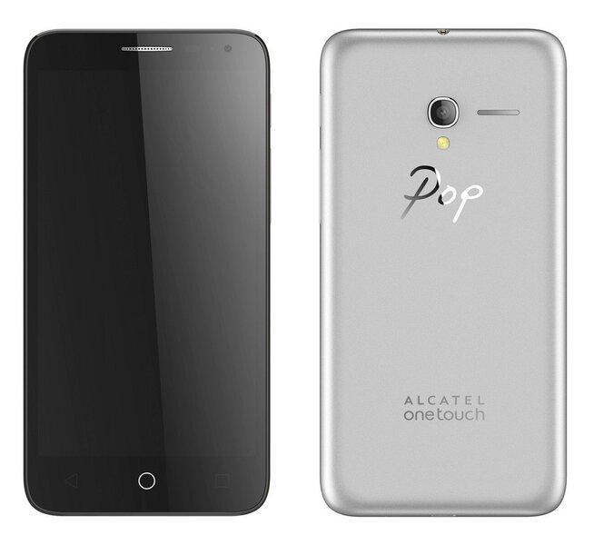 Alcatel OneTouch 5015D Pop 3 Dual Silver цена и информация | Mobilie telefoni | 220.lv