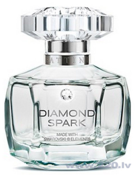 Парфюмированная вода Jacques Battini Swarovski Diamond Spark edp 50 мл цена и информация | Sieviešu smaržas | 220.lv