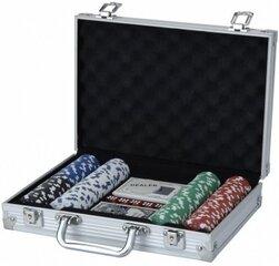 Pokera komplekts XQ Max 200 cena un informācija | Pokers | 220.lv