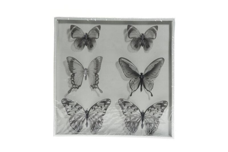 Декоративная наклейка Бабочки цена и информация | Dekoratīvās uzlīmes | 220.lv