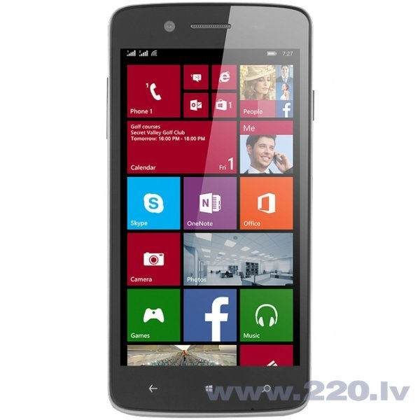 Prestigio PSP8400 Dual Black cena un informācija | Mobilie telefoni | 220.lv