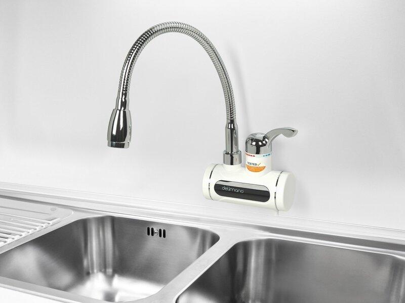 Delimano Instant horizontal ūdens sildītājs cena un informācija | Virtuvei | 220.lv